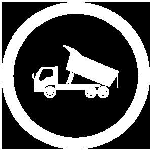 Baustofftransporte und Baustofflogistik in Berlin